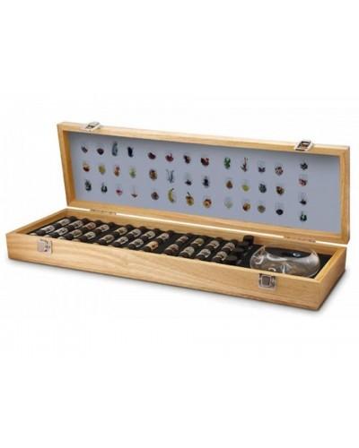 Set  de Luxo com 40 Essências para Vinho
