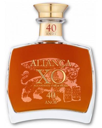 Aguardente Vínica ALIANÇA XO 40 Anos
