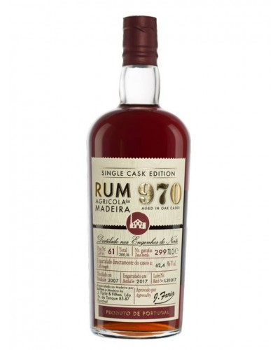 Rum 970 RESERVA Single Cask Edition