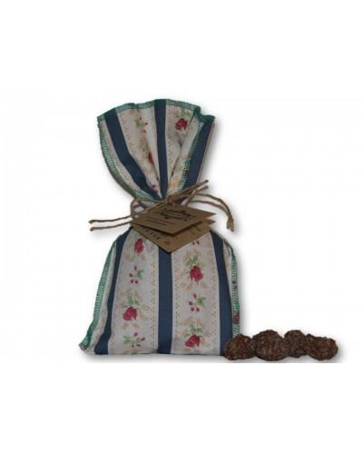 Amêndoa Premium de CHOCOLATE DE LEITE COM CARAMELO Aprox. 200gr