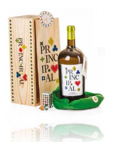 Azeite Extra Virgem Principal PRINCIPAL 375ml em Caixa de Madeira