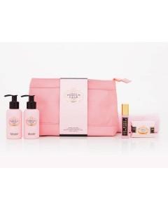 Conjunto de Viagem PORTUS CALE Rosé Blush