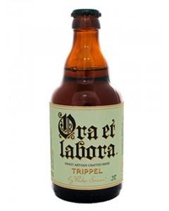 Cerveja Artesanal ORA ET LABORA Trippel 33cl