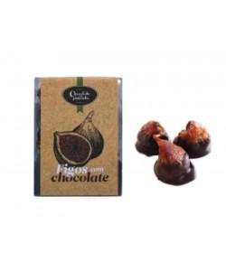 Figos com Chocolate Negro 200gr