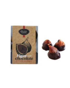 Figos com Chocolate e Vinho do Porto CHOCOLATE COM PIMENTA 200gr