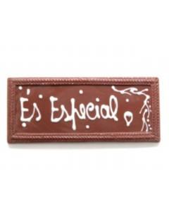 Postal de Chocolate Personalizado ÉS ESPECIAL