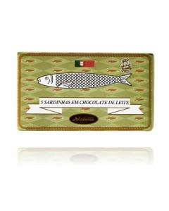 Lata de Sardinhas de Chocolate AVIANENSE