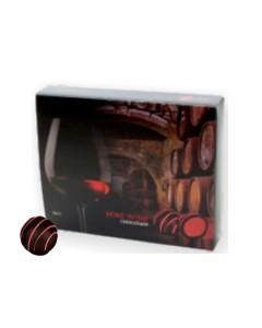 Bombons de Chocolate com Vinho do Porto Tawy