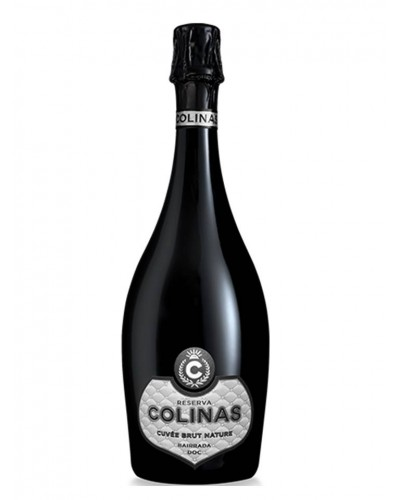 Espumante COLINAS Cuvée Brut Nature