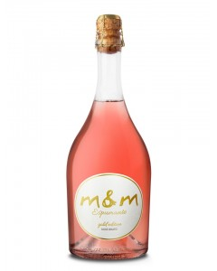 Espumante M&M Gold Edition Rosé