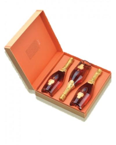Conjunto de 3 Garrafas de Espumante MURGANHEIRA CZAR Grand Cuvée Rosé Bruto
