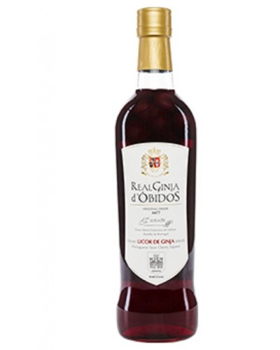 Licor de Ginja REAL D'OBIDOS 70cl