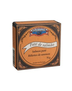 Paté de Salmão LA GONDOLA Aprox.75gr