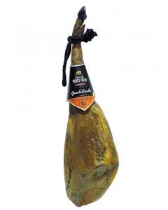 Presunto de Porco Preto Grande Escolha, Cura Natural 30 Meses