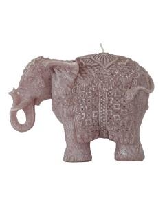 Vela Decorativa MANULENA Elefante Castanho Claro