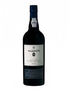 1986 Vinho do Porto WARRES Late Botled Vintage